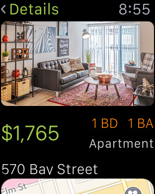 Apartment Rentals Search iPhone Screenshot 9