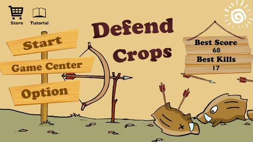 Defend Crops Screenshots