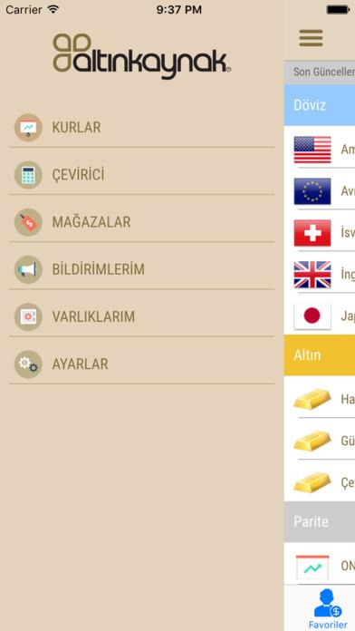 Altınkaynak Döviz & Altın screenshot 4
