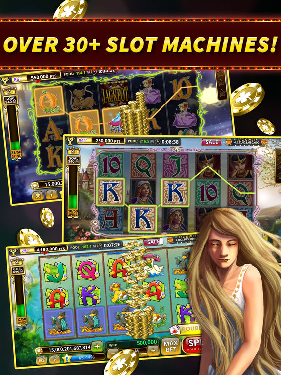 slot machine gratis app