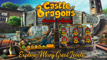 Castle of Dragons - Survival Mystery Pro screenshot 2