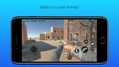 Outlaw Strike: Sheriffs Vs Cowboys screenshot 3