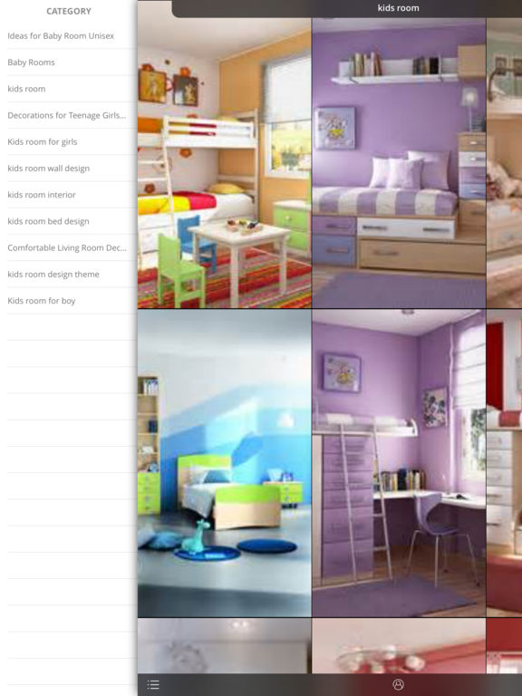 App shopper kids room design ideas decoration plans Room design app