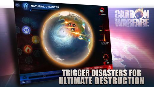 Carbon Warfare Screenshots