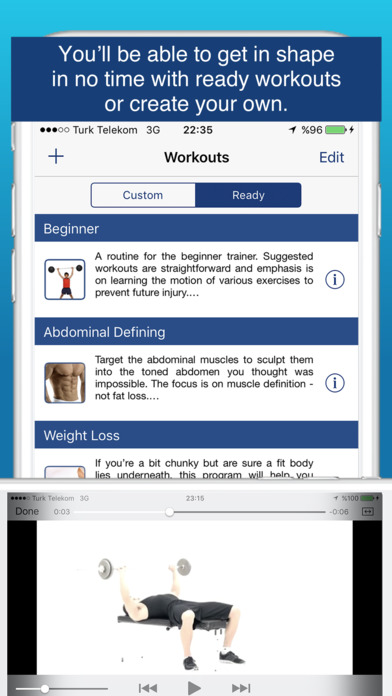 Fitness Plus Pro - Workout Exercises Screenshots