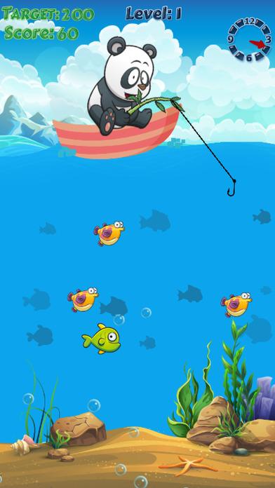 App shopper panda fishing fisherman catch big fish game for Fishing game app