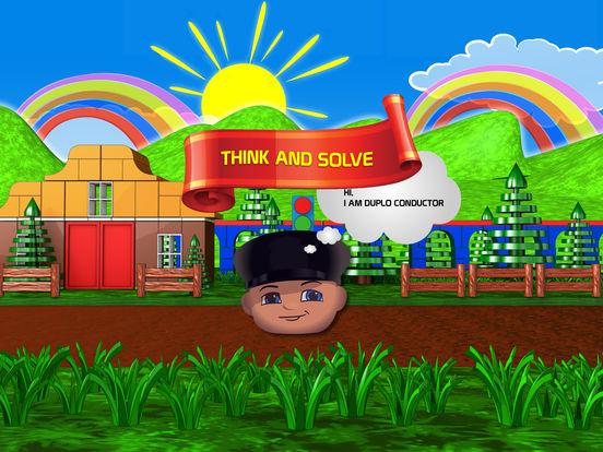 Скачать игру Happy Train Puzzle