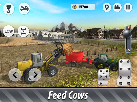 Euro Farm Simulator: Cows Full screenshot 6