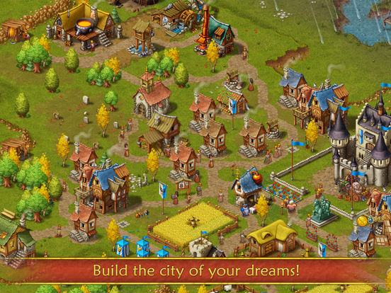 Screenshot #2 for Townsmen Premium