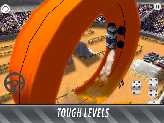 Monster Truck Stunt Arena screenshot 8