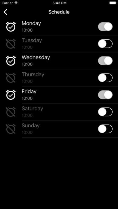 Tabata HIIT. Interval Training Apps free for iPhone/iPad screenshot