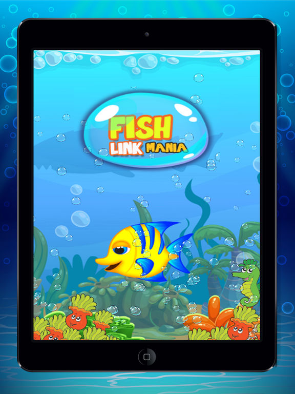 App shopper fish link mania games for Fish mania game