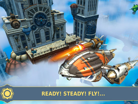 Sky to Fly: Soulless Leviathan Full Screenshots