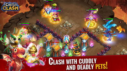 Castle Clash: Rise of Beasts screenshot 2