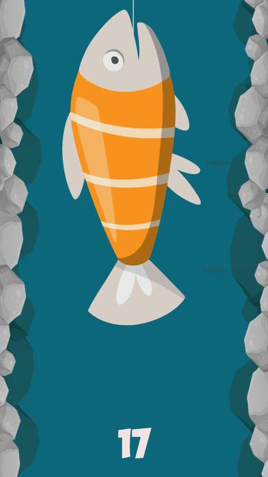 Крупная рыба Screenshot