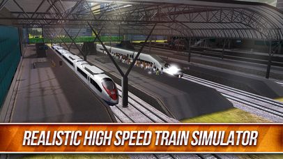 High Speed Trains 8: China screenshot 1