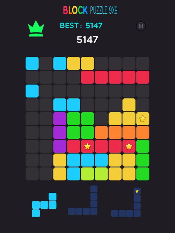 Скачать Block Puzzle 9x9