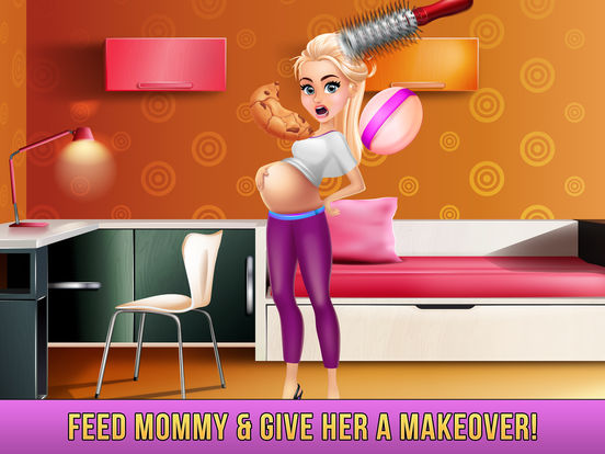 My New Baby Story - Makeup Spa & Dressup Games