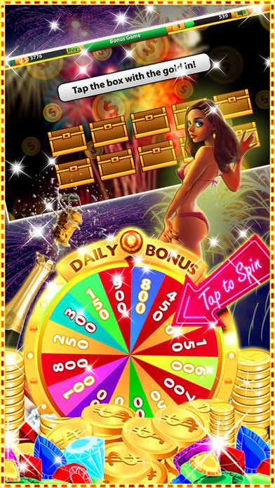 Screenshot 4 SLOTS Machines — Down town deluxe casino