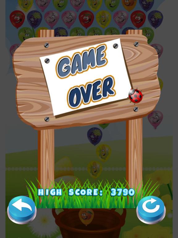 App Shopper Fruit Bubble Balloon Shooter Connect Match