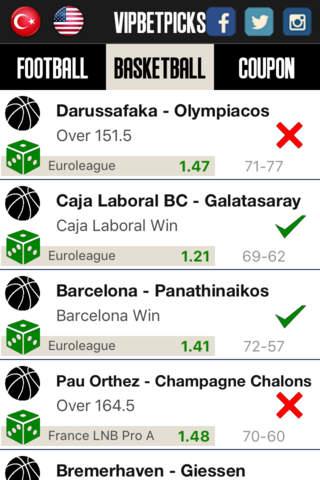 VIP BETTING PICKS - Sports Bet screenshot 2