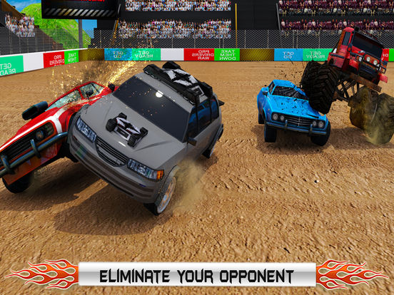 Xtreme Limo: Demolition Derby screenshot 8