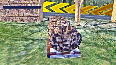 Army Transport Truck Simulation Pro screenshot 4
