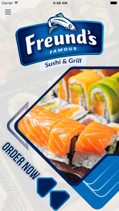 App shopper freund 39 s famous sushi grill in brooklyn new for Freund s fish