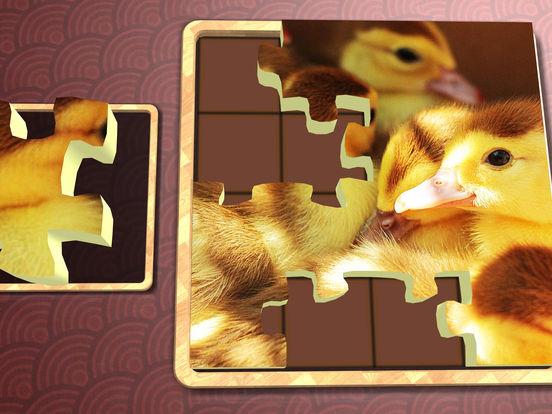 Jigsaw Solitaire Baby Animals screenshot 7