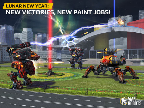 War Robots Screenshots