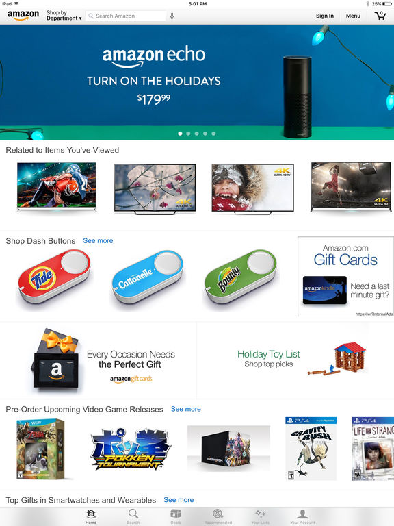 Amazon Mobile screenshot 6
