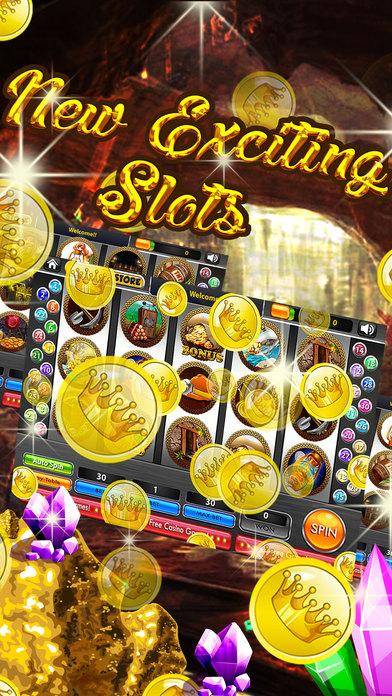 Screenshot 3 Gold Rush Slots – Vegas Wild Win Double Jackpot