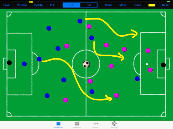 SportCoach iPad Screenshot 1
