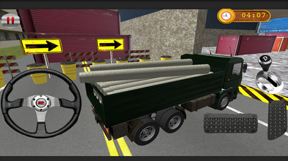 Real CargoTruck: Mega Shipment Task screenshot 1