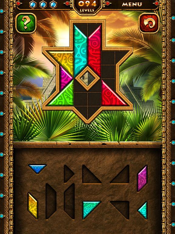 Montezuma Puzzle 2 для iPad