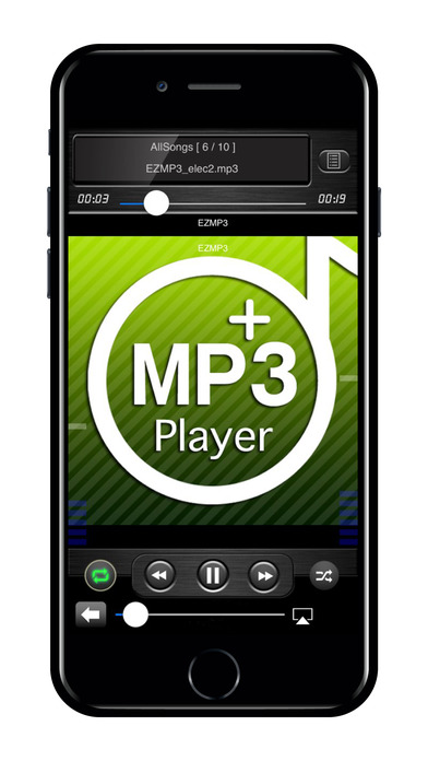EZMP3 Player Pro screenshot 2