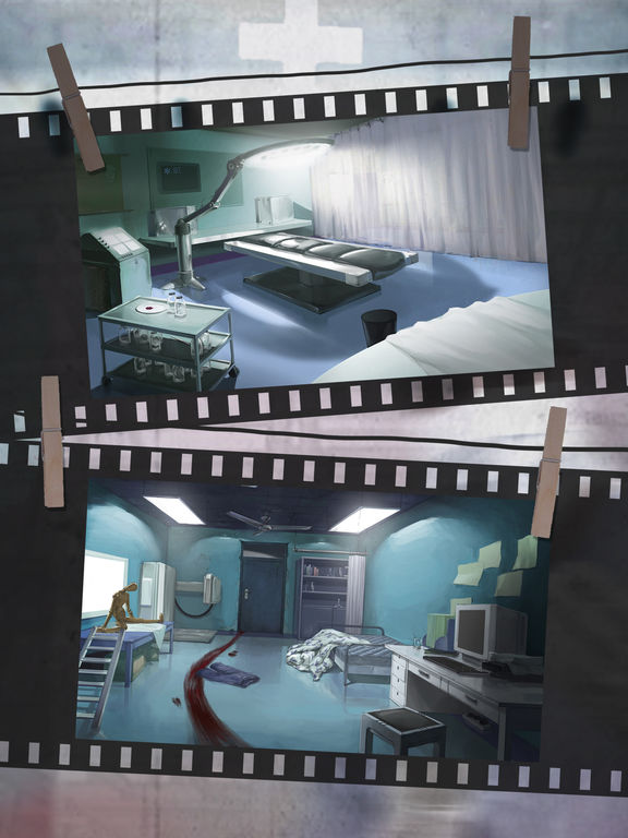 Escape The Rooms:Hospital Horror Escape Games screenshot 7