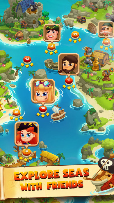 Pocket Pirates screenshot 4