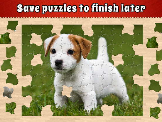Screenshots of Jigsaw Puzzle Bug - Amazing HD Jigsaw Puzzles for Adults and Fun Jigsaws for Kids for iPad