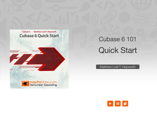 Cubase 101 iPad Screenshot 1