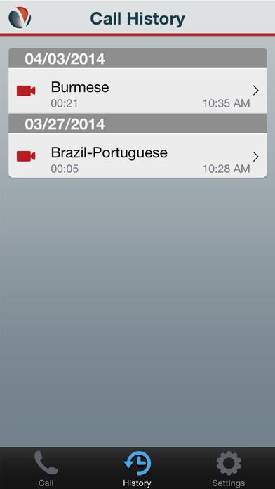 Voiance Interpreter iPhone Screenshot 4