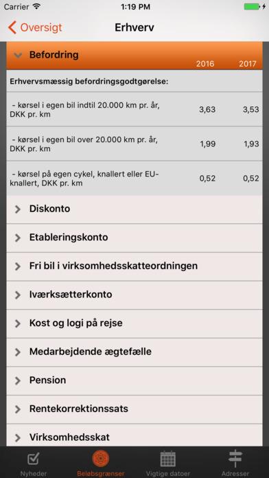 Beierholm iPhone Screenshot 3