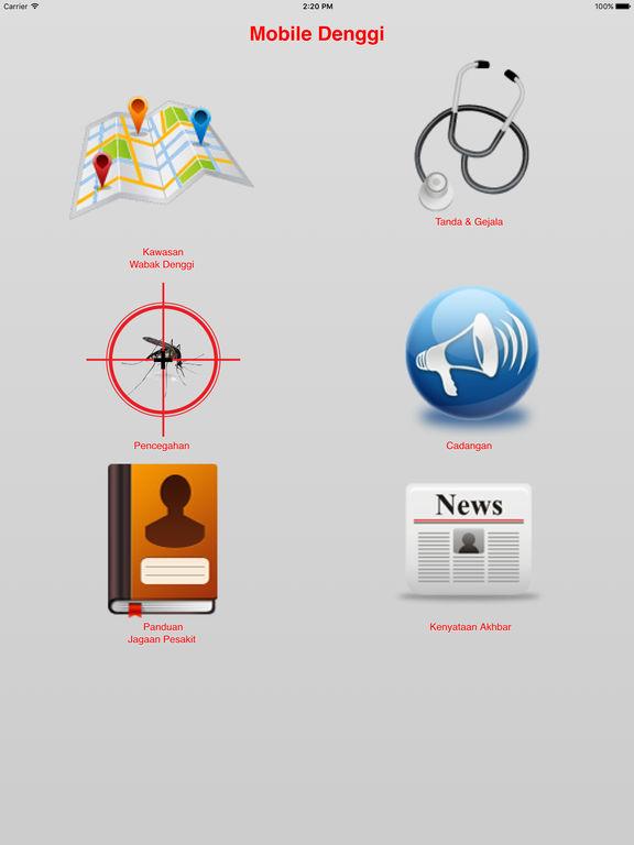 Tangkapan Skrin iPad 5