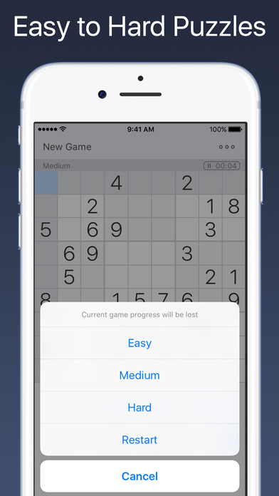 Sudoku - Classic Logic Game screenshot 2