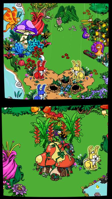Smurfs' Village Скриншоты6