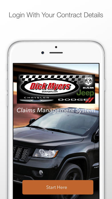 App Shopper Dick Myers Jeep Service Business