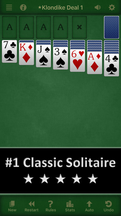 Solebon Solitaire – 50 Card Games Screenshots