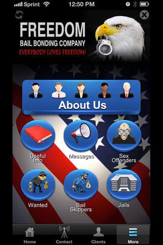 Freedom Bail Bonding screenshot 4