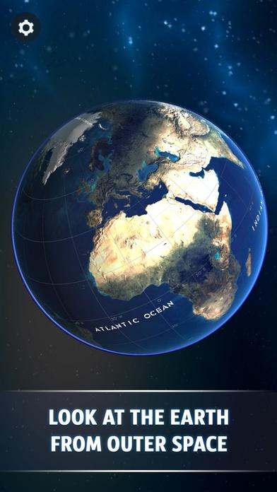 Screenshot #6 for Globe 3D - Planet Earth