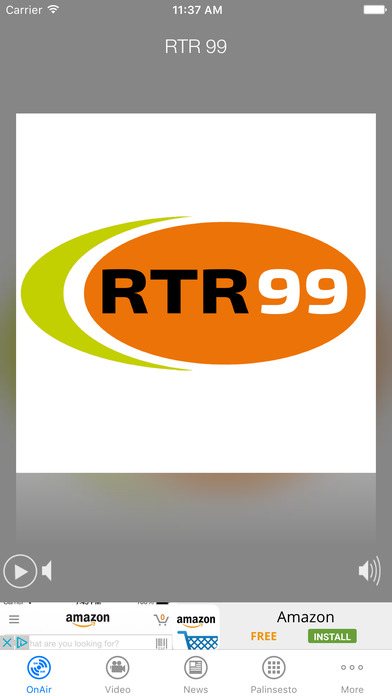 Radio Ti Ricordi iPhone Screenshot 1